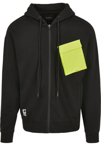 CS CS2305 - CSBL Attach Zip Box Hoody