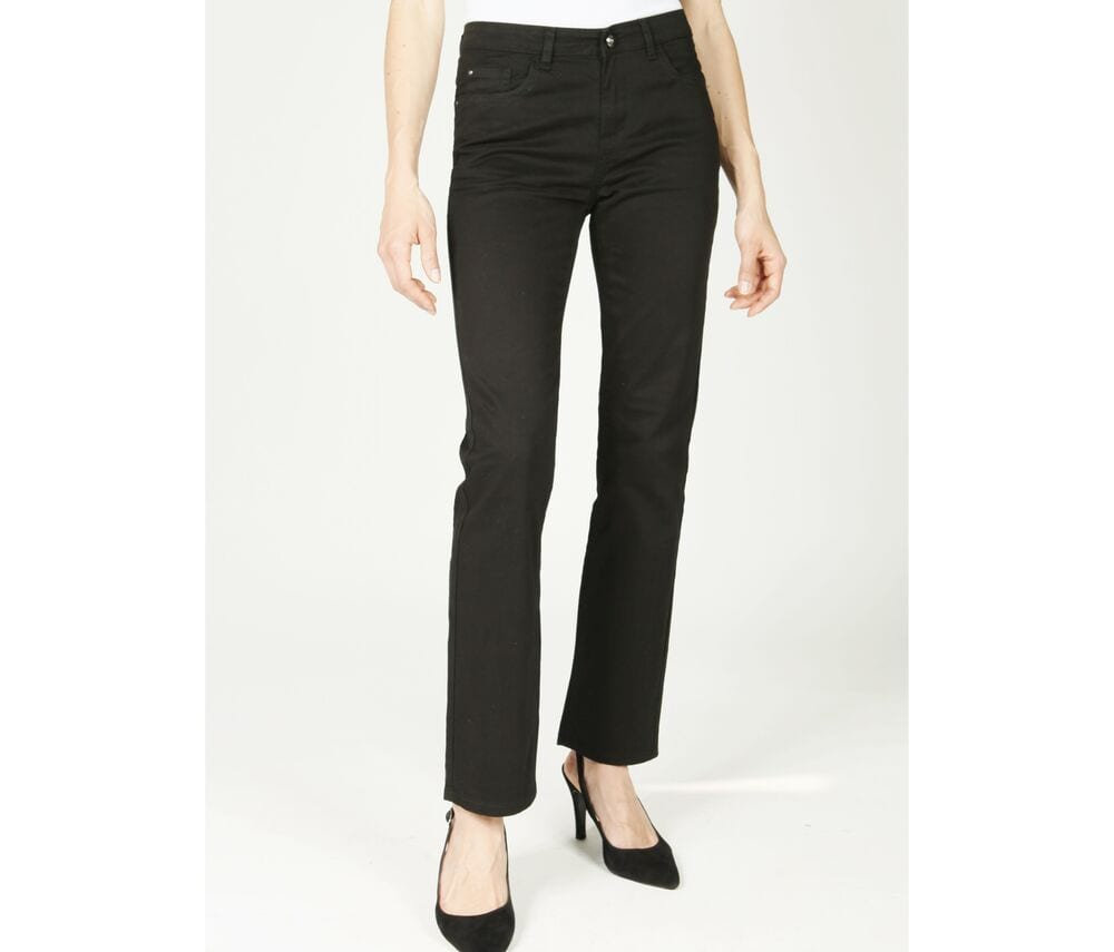 RICA LEWIS RL501 - Women's straight stretch jeans
