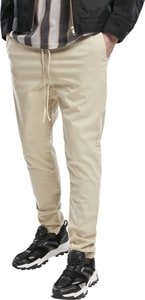Tapered Cotton Jogger Pants
